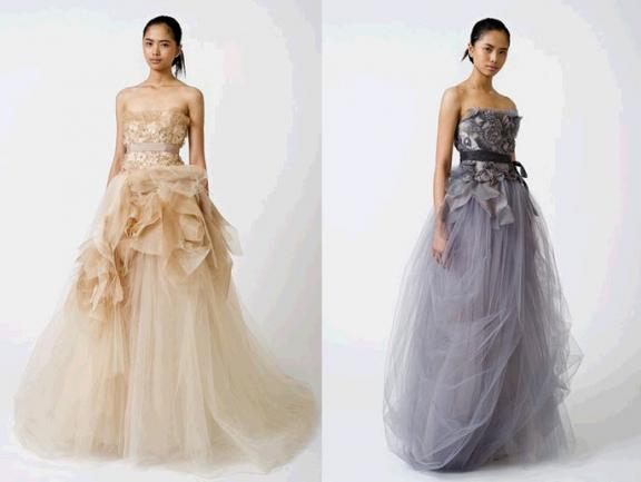 Vera wang renowned chinese american wedding dress designer spring 2011 vera wang wedding dress junglespirit