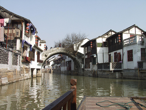 zhujiajiao