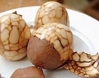 "Fragrant ""Tea Egg"""
