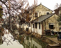 The Water Town of Zhouzhuang