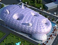 Expo 2010: Pavilions – Japan & Korea (Zone A)