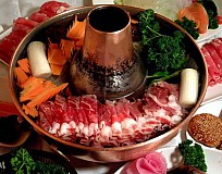 Chinese Hot Pot or Steam Boat