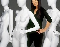 Vera Wang &#8211; Renowned Chinese-American Wedding Dress Designer
