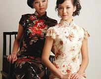 Chinese Traditional Costume &#8211; Qipao