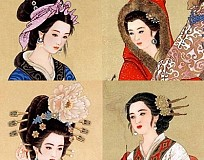 Introduction to Four Ancient Beauties of Ancient China
