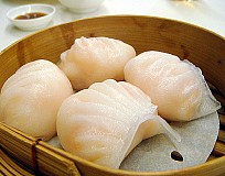 Har Gow (Steamed Shrimp Dumplings)