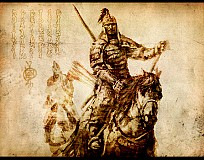 Genghis Khan the Mongolian Hero