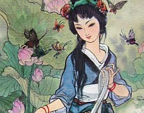 Four Beauties of Ancient China: Xi Shi